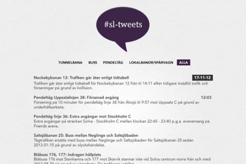 SL-tweets.se